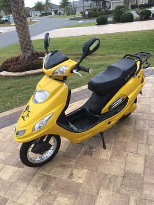 48 volt electric scooter for Sale in The Villages, FL