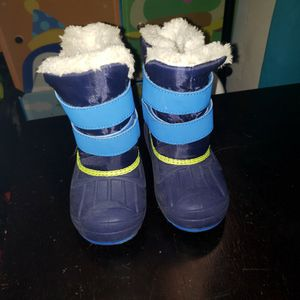 Snow Boots - Size 8 Toddler for Sale in San Diego, CA