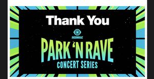 BOO park and rave ticket for Sale in La Puente, CA