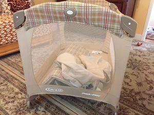 Graco baby crib for Sale in Greensboro, NC