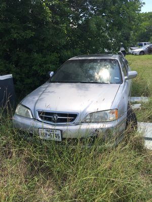 Parting out 2001 Acura for Sale in San Antonio, TX