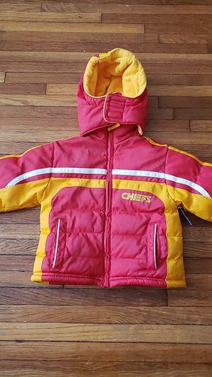 3T Kansas City Cheifs NFL Puffer Coat Jacket Kids for Sale in Wichita, KS