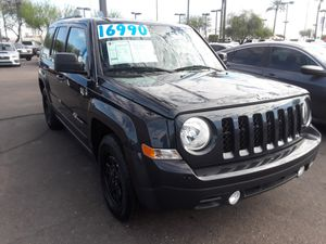 2016 Jeep Patriot Sport $300 at month o.a.c call Dalia for details 602,600,5232 click on my offers to see more cars for Sale in Payson, AZ