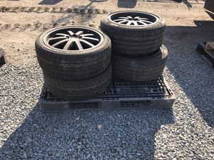 Dunlap Tires and wheels for Sale in Lathrop, CA