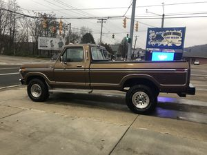 1979 F250 Camper Special for Sale in New Cumberland, WV