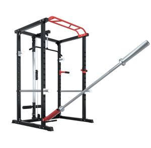 Squat rack w cables for Sale in Fresno, CA