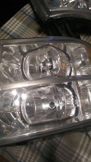 07 -13 silverado headlights for Sale in Selma, CA