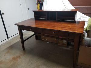 Desk w/drawers for Sale in Scottsdale, AZ