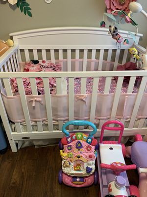 White crib for Sale in Irwindale, CA