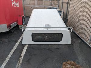 Caravan Camper Shell all aluminum for Sale in Orange, CA