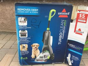Bissell TurboClean PowerBrush Pet Carpet Cleaner 2085 for Sale in Westminster, CA