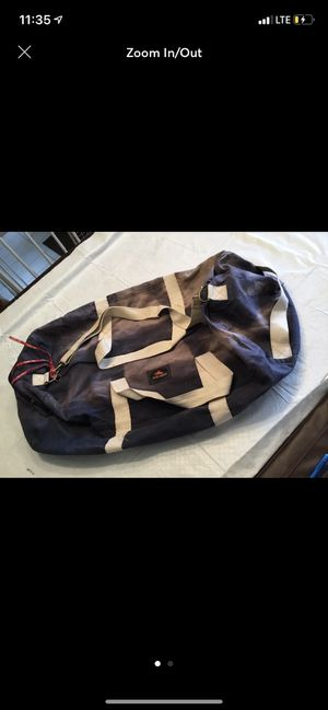 Large sports bag . SHIPPING ONLY for Sale in Hauppauge, NY