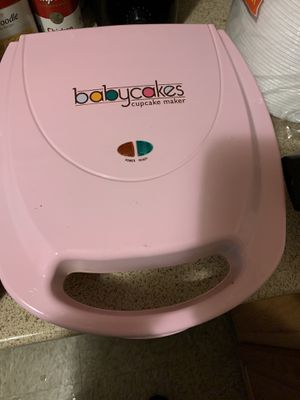 Cupcake makers and waffle iron for Sale in Baltimore, MD