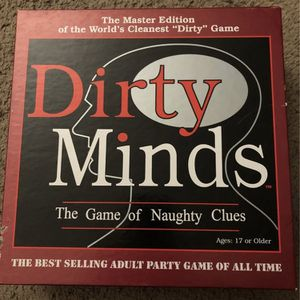 Dirty Minds Game for Sale in Brooklyn Park, MN