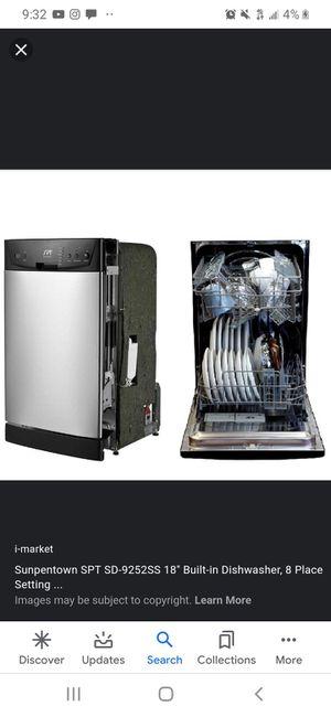 Dishwasher spt sd-9252ss for Sale in Miami, FL