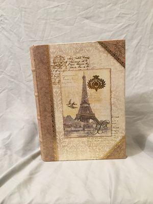 Paris Secret Hide Book for Sale in Phoenix, AZ