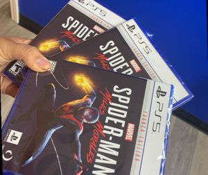PS5 Spider-Man Miles Morales RYWX for Sale in Mesquite, TX
