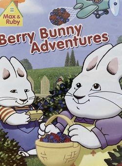 Max & Ruby Berry Bunny Adventures DVD for Sale in Robertsdale,  AL