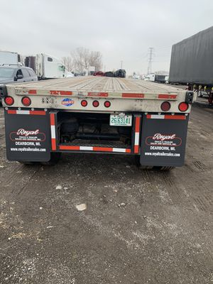 2005 Flatbed 48 x102 it's in good condition ready to work. for Sale in Dearborn, MI