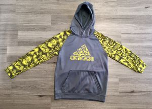 Adidas hoodie large 14-16 for Sale in Lancaster, OH