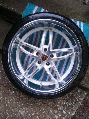 Merceli Rims/Tires for Sale in Richmond, VA