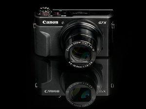 Like new Condition Canon- PowerShot G7 Mark II 20.1- Megapixel Digital Video Camera - Black Paid Over $600 Asking $399 Ob for Sale in Santa Clarita, CA