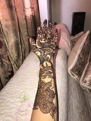 Henna tattoo for Sale in Newark, NJ