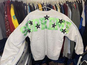 Supreme Sweatshirt sz Large Best Offer for Sale in Pasadena, CA
