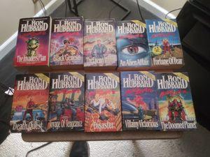 L.Ron Hubbard Mission Earth series for Sale in San Jose, CA