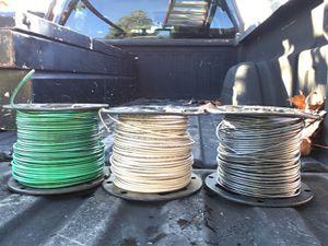 #12 wire 25$ for Sale in Sacramento, CA