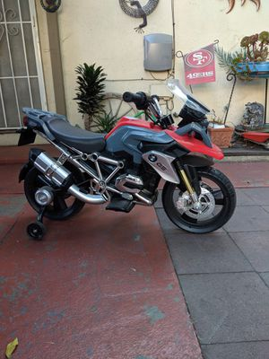 Rollplay 6V BMW Motorcycle for Sale in San Jose, CA