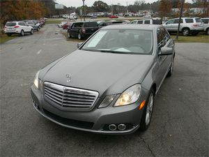 2010 Mercedes-Benz E-Class for Sale in Clayton, NC