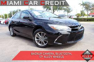 2017 Toyota Camry for Sale in Miami Gardens, FL