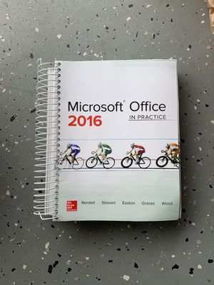Microsoft office in practice 2016 no code for Sale in Cape Coral, FL