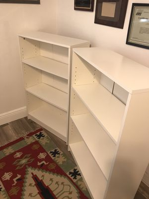 IKEA brand bookcases for Sale in Fort Lauderdale, FL