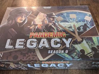 Pandemic Legacy Season 0 new for Sale in Portland,  OR