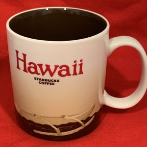 Collectible Starbucks Coffee Cup - Hawaii for Sale in Stevenson Ranch, CA