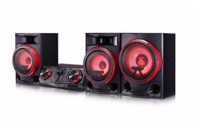 LG CJ88 Audio System with Karaoke 2900 W XBOOM Bluetooth DJ Sharing Equipo de Sonido Música for Sale in Miami, FL