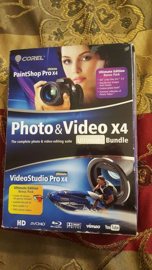 Photo and Video Editing Software for Sale in Lakeland, FL