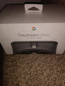 Brand new Google daydream view vr headset for Sale in Salt Lake City,  UT
