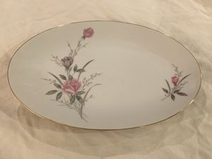 Collectible antique fine china plate (Japan) for Sale in Laguna Beach, CA