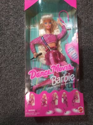 Dance moves barbie for Sale in Bloomington, MN