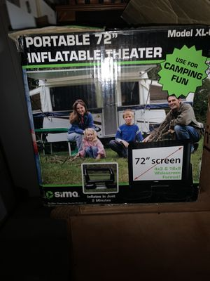 Inflatable projector screen for Sale in Southaven, MS