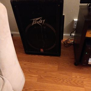 Peavy 15' Sub Speaker for Sale in San Jose, CA