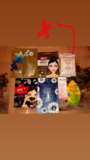Natural beauty Skincare bundle for Sale in Bronx, NY