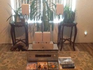 Yamaha 5.1 & HDMI DVD System for Sale in Auburndale, FL