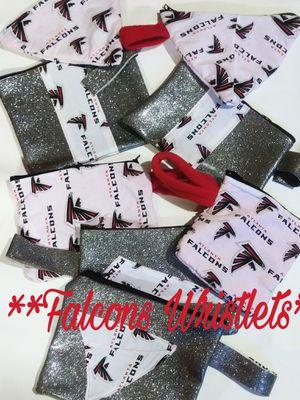 Falcons wrists Handbags custom made for Sale in Atlanta, GA