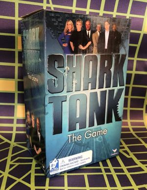 Shark tank game for Sale in Moreauville, LA