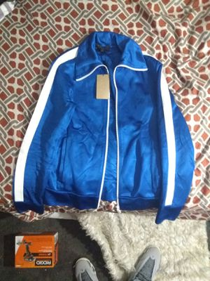 Burberry track jacket for Sale in Stockton, CA