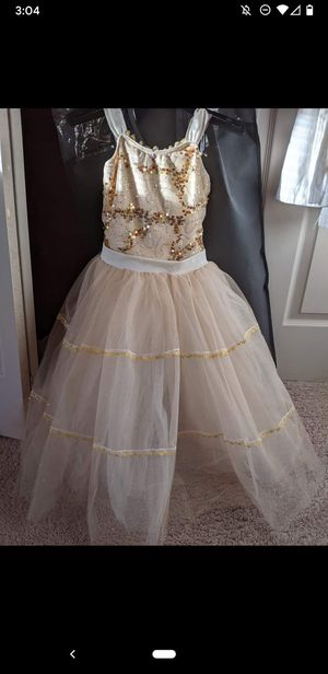 Dress costume for young girl for Sale in Monroe, WA